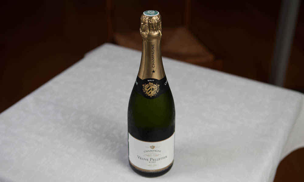 Champagne Brut (bouteille)
